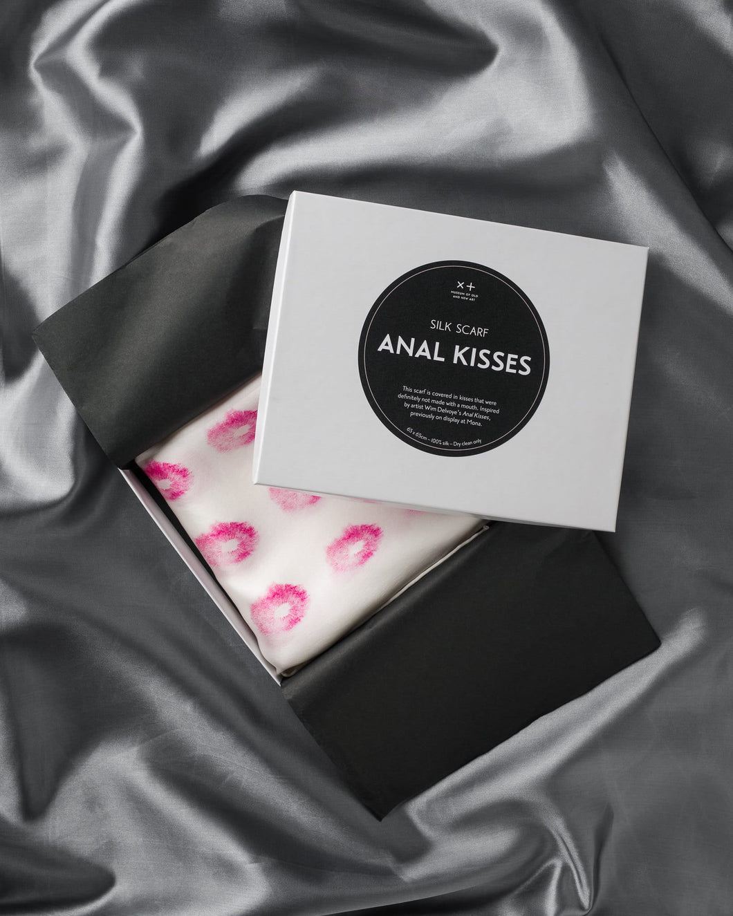 Anal Kisses Scarf
