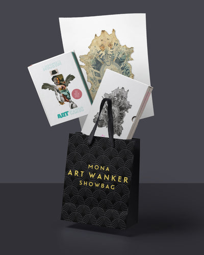ART WANKER SHOWBAG