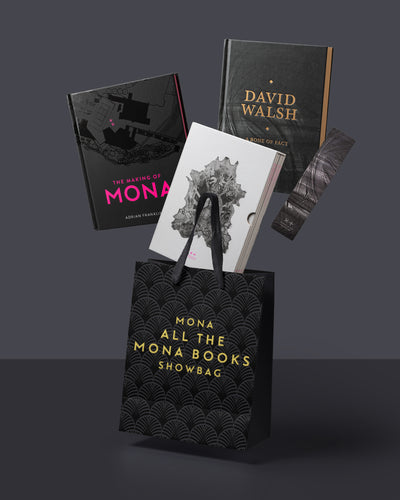 'ALL THE MONA BOOKS' SHOWBAG
