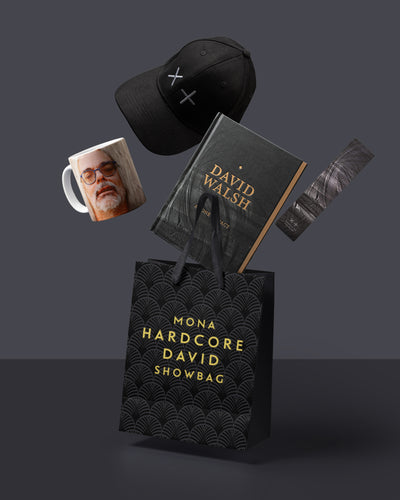 HARDCORE DAVID SHOWBAG