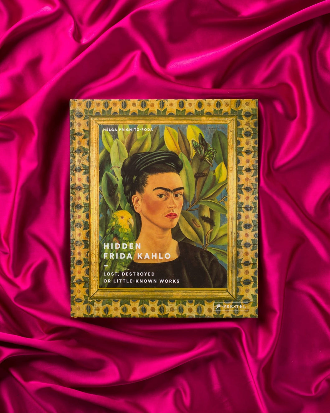 Hidden Frida Kahlo: Lost, Destroyed or Little Known Works