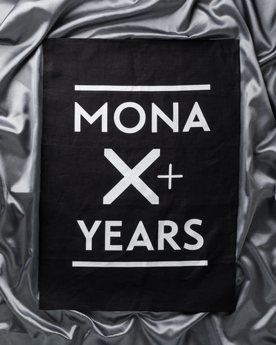 Mona 10-Year Anniversary Tea Towel