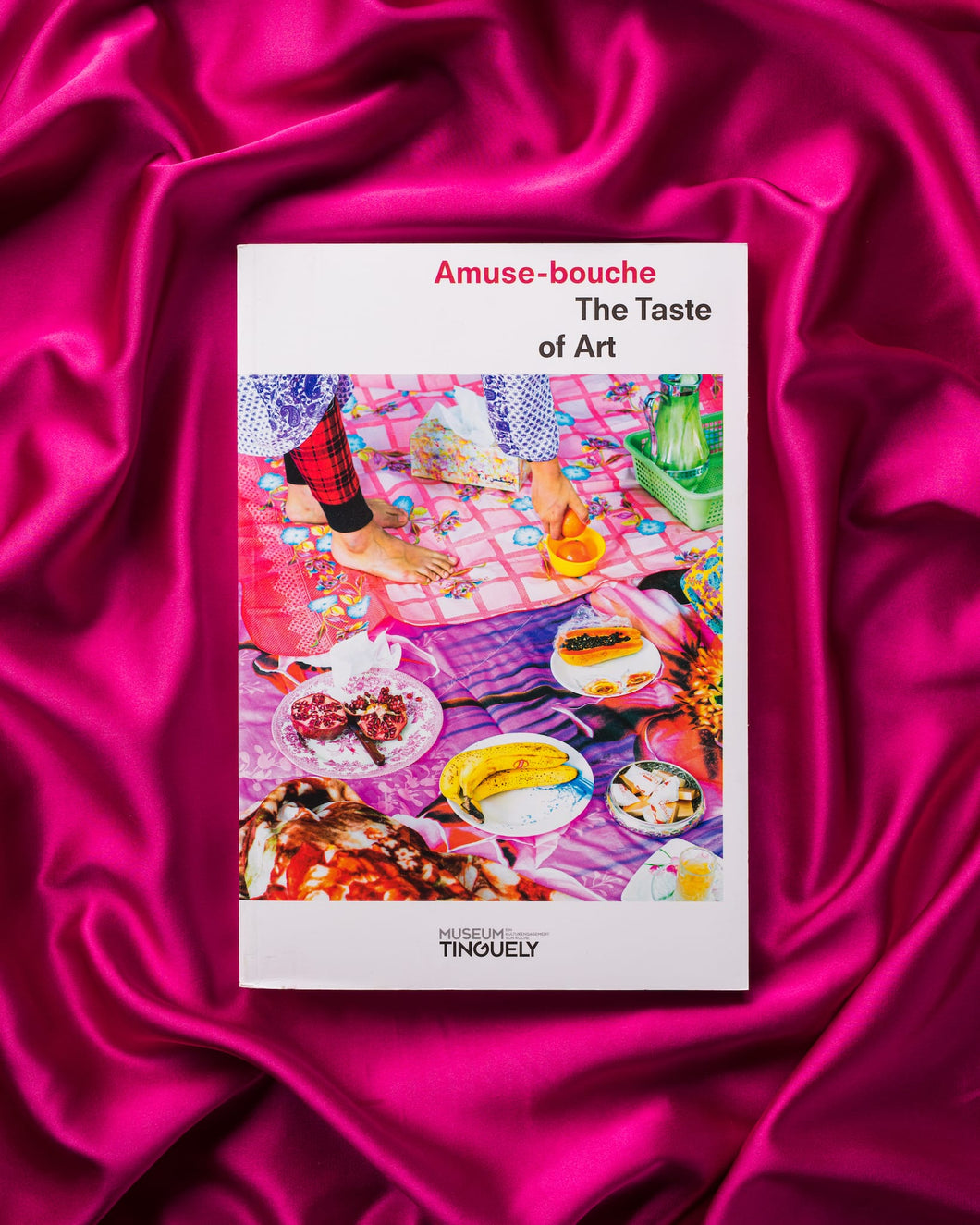 Amuse-Bouche: The Taste of Art