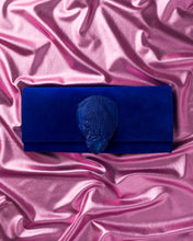 Load image into Gallery viewer, Cane Toad Clutch by Kobja – Cobalt