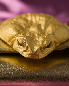 Cane Toad Clutch by Kobja – Gold