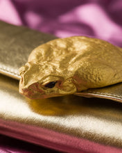 Load image into Gallery viewer, Cane Toad Clutch by Kobja – Gold
