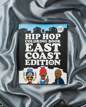 Load image into Gallery viewer, Hip Hop Colouring Book: East Coast Edition