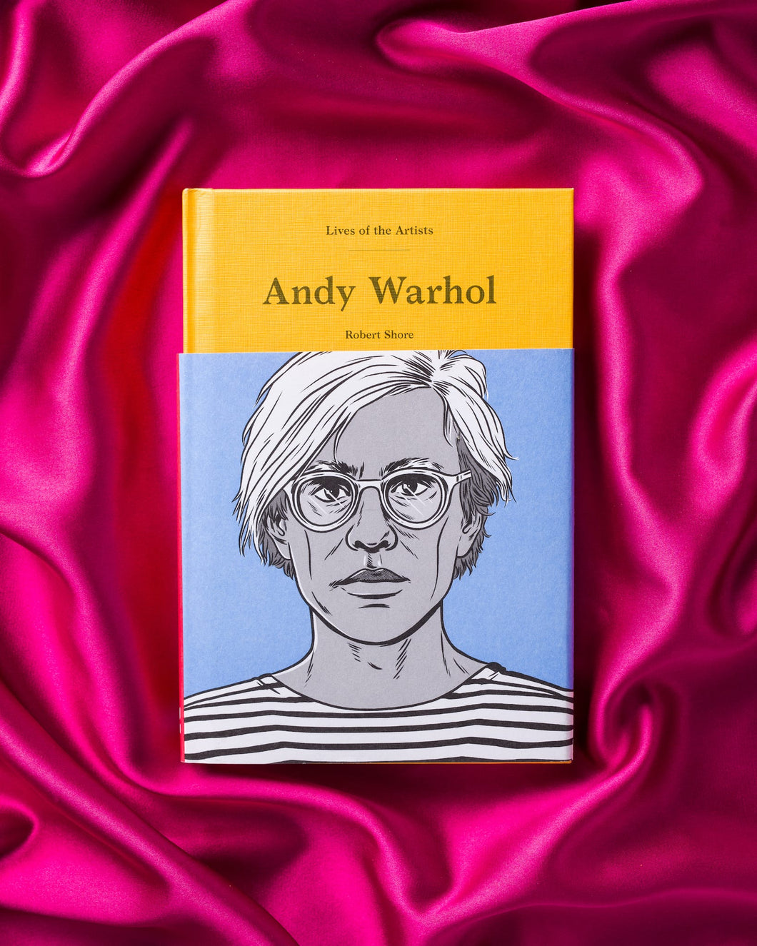 Lives of the Artists: Andy Warhol