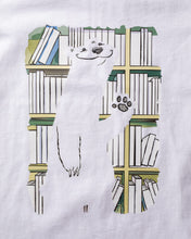 Load image into Gallery viewer, Mona's Ark Polar Bear Kids T-Shirt