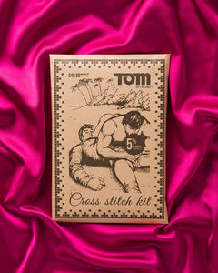 Tom of Finland Cross Stitch Kit – Shipwrecked #2