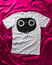 Load image into Gallery viewer, Moo Brew Skull T-Shirt White