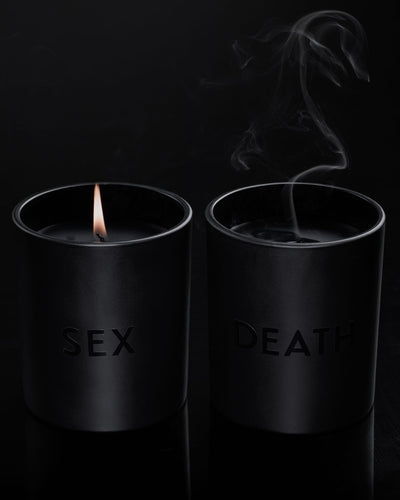 Sex + Death Candle Pack