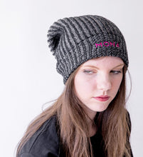 Load image into Gallery viewer, Mona Slouch Beanie