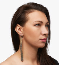 Load image into Gallery viewer, Ladder Earrings