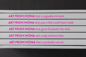 Art from Mona series boxset