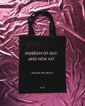 Load image into Gallery viewer, Fuck Art Tote Bag