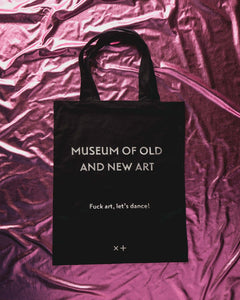 Fuck Art Tote Bag