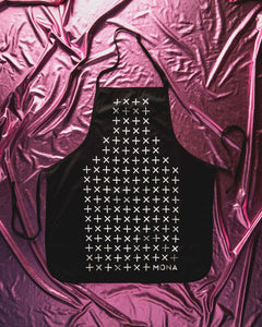 Mona Apron (Crosses)