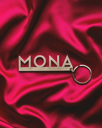 Mona Key Ring
