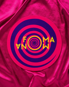 Mona Foma Record Player Slipmat