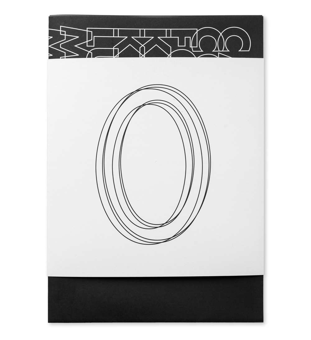 Zero Catalogue Poster