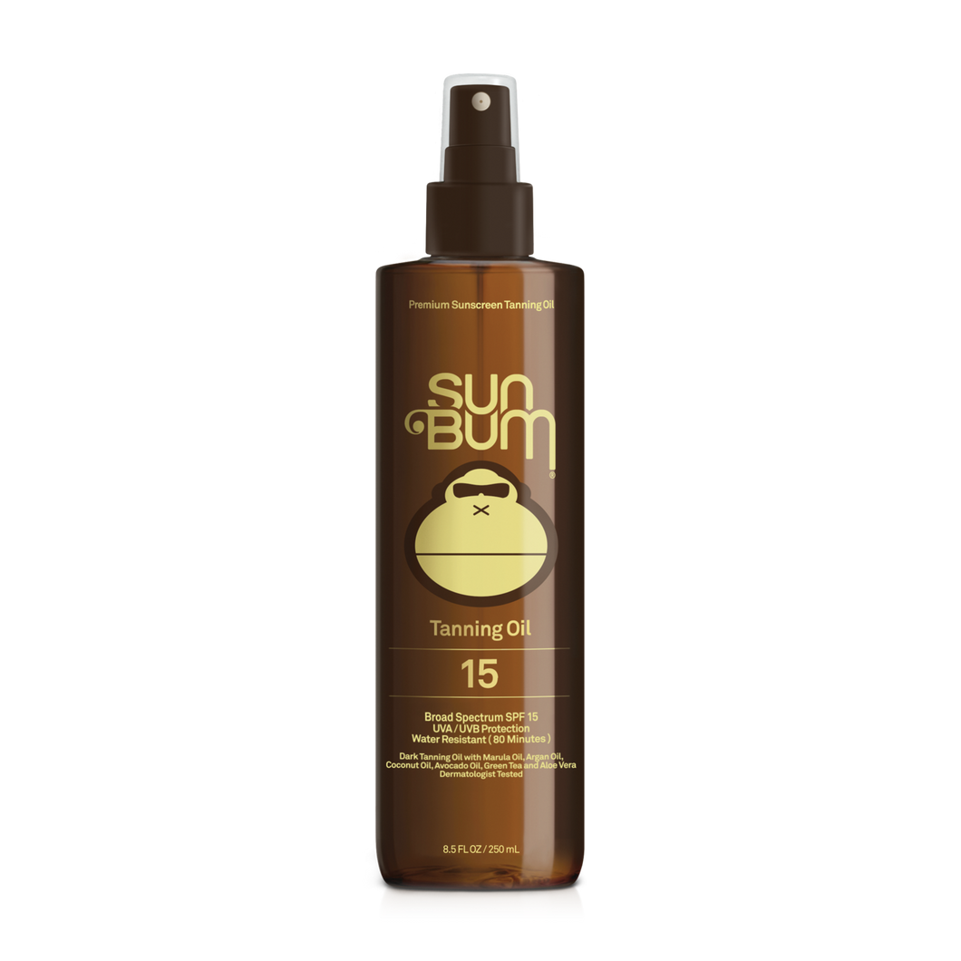 Sun bum Browning Oil