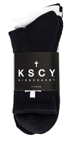 Kiss Chacey socks 3 pack