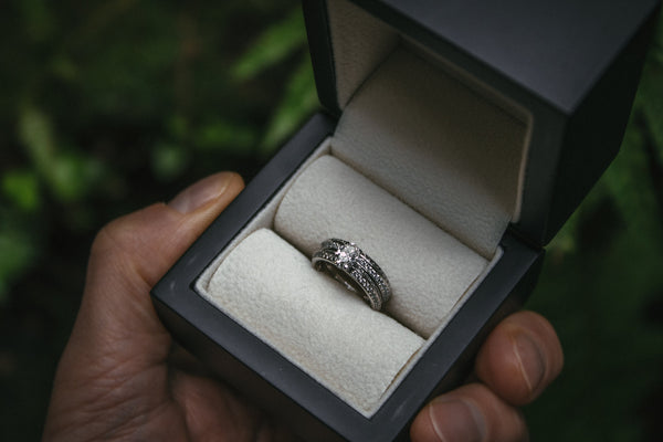 Canadian Diamond Engagement Ring
