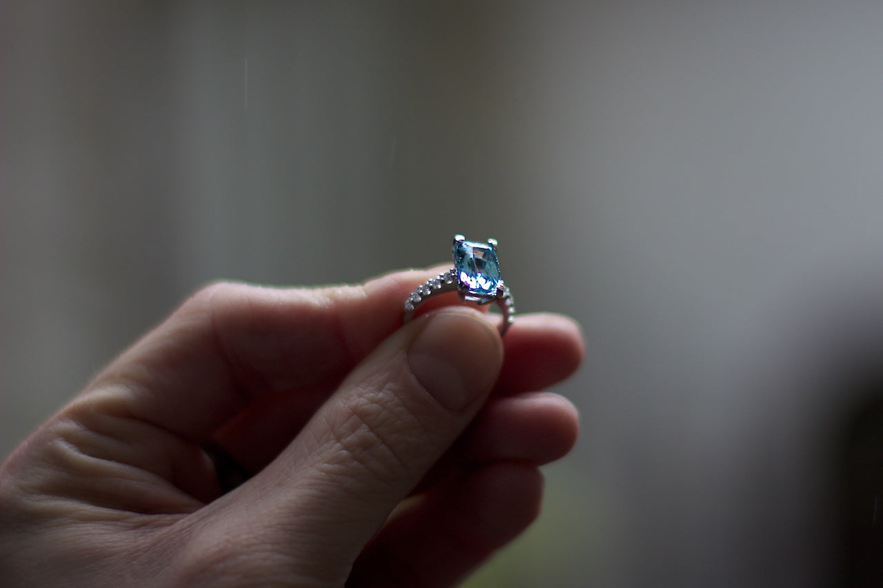 Patience_Bespoke_Cushion_Cut_Aquamarine_Diamond_Ring
