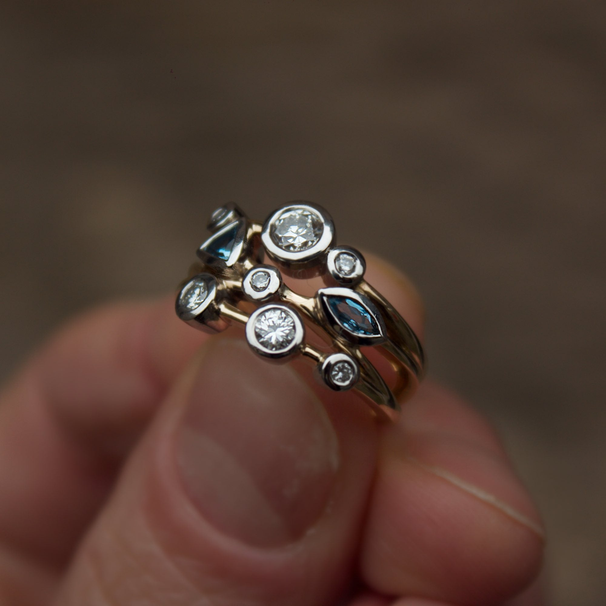 Remodelled Cocktail Ring