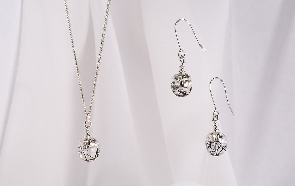 Patience Jewellery Fairy Glen Collection Silver