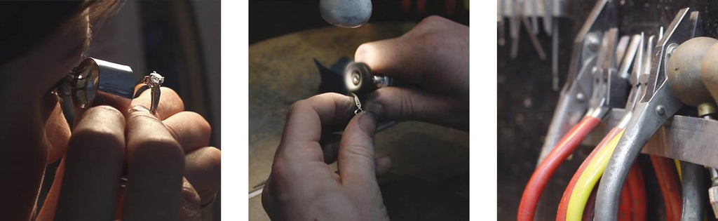 Patience Jewellery Servicing and Repairs in Edinburgh