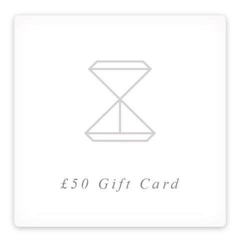 Patience Jewellery £50 gift card