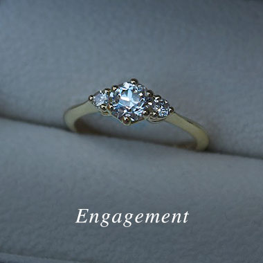 Patience Jewellery diamond engagement rings in Edinburgh