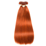 #350 4 Bundles Straight Virgin Human Hair Extension