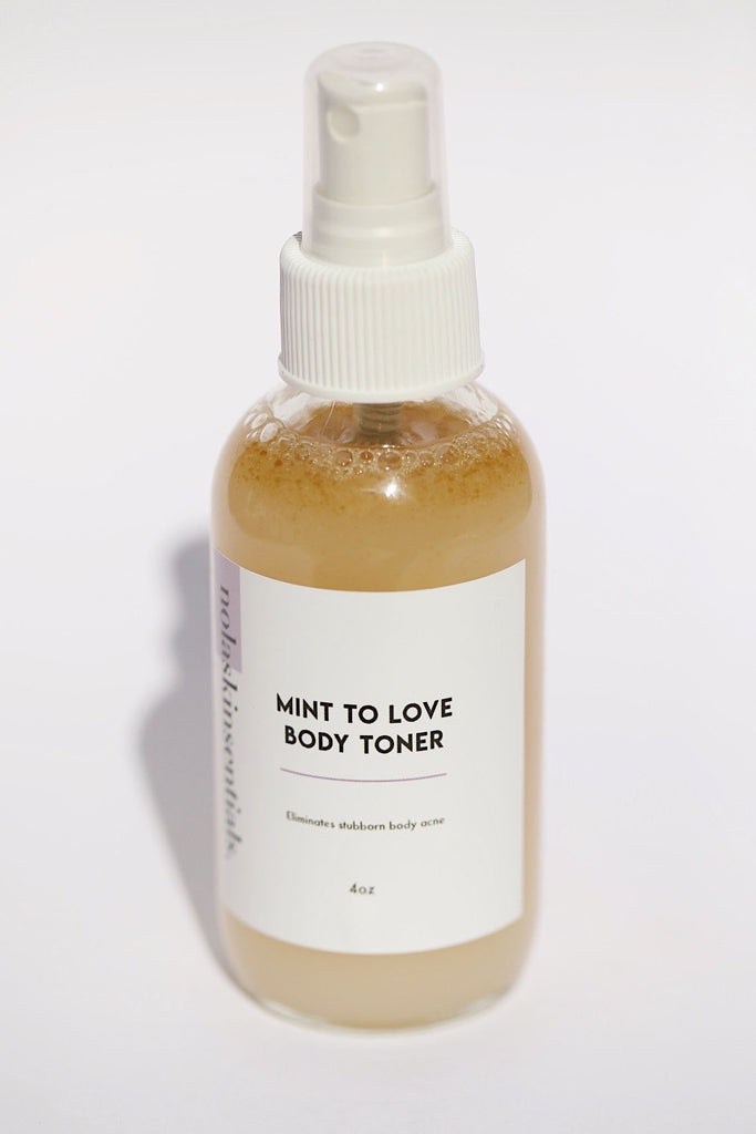 Mint To Love Body Toner