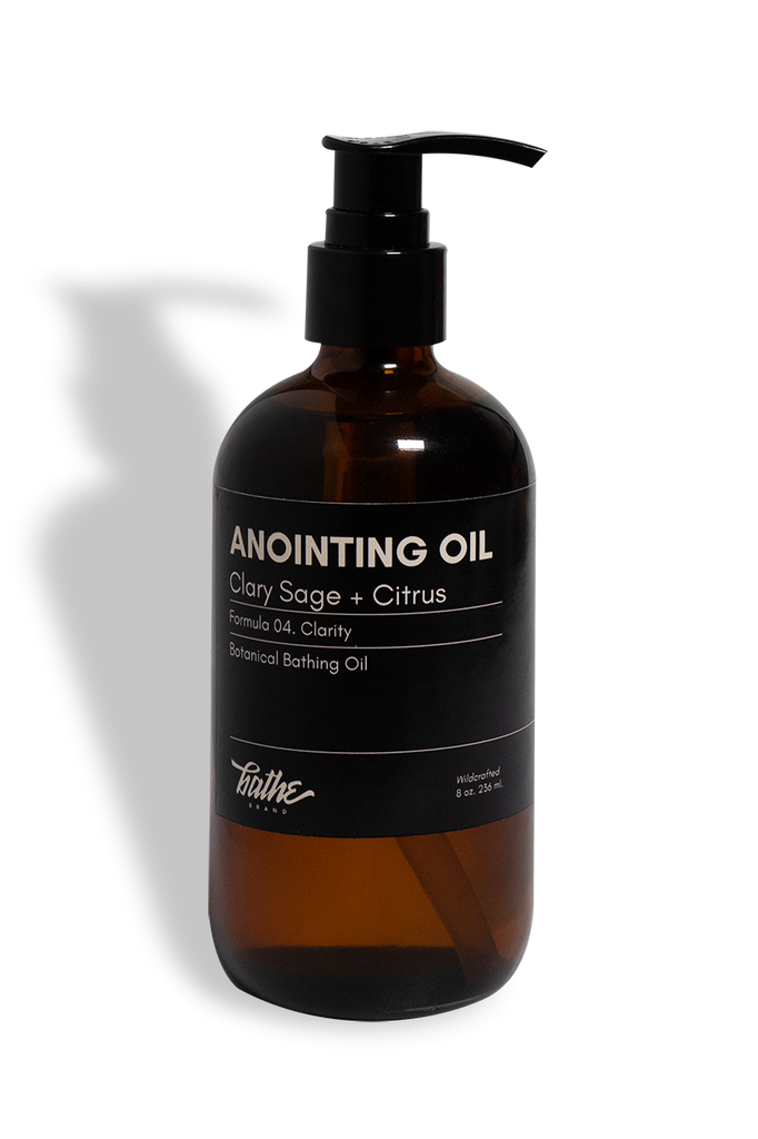 Clarity Anointing Oil