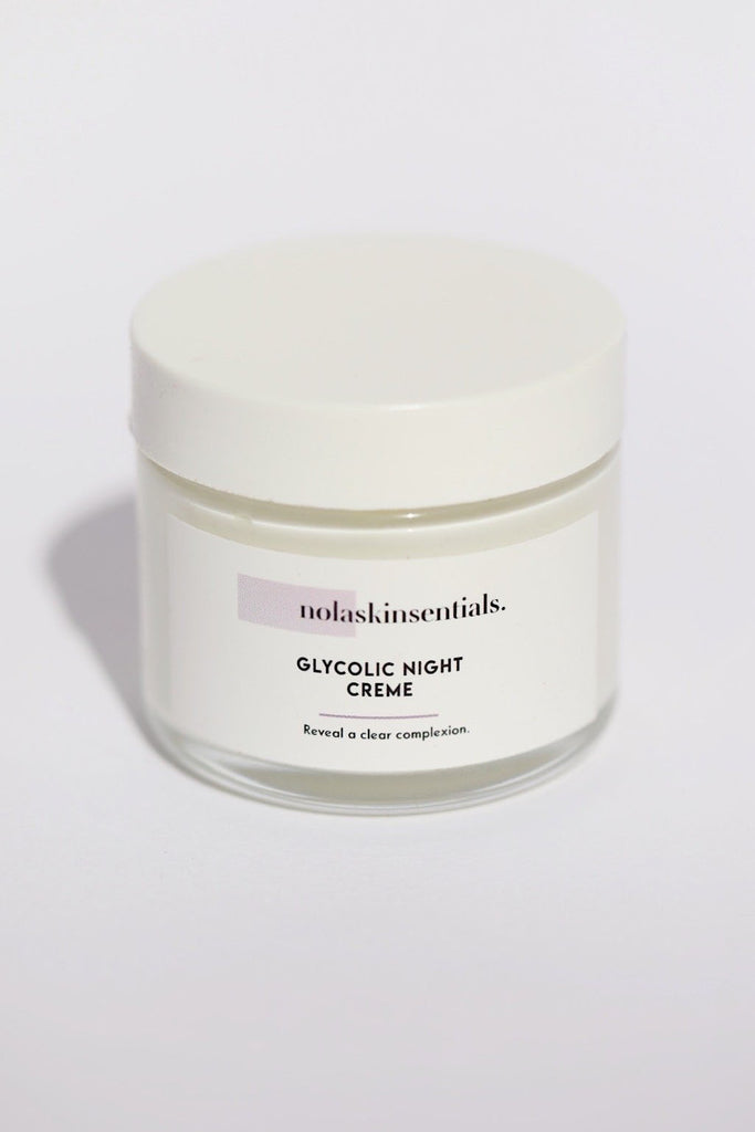 Glycolic Night Creme