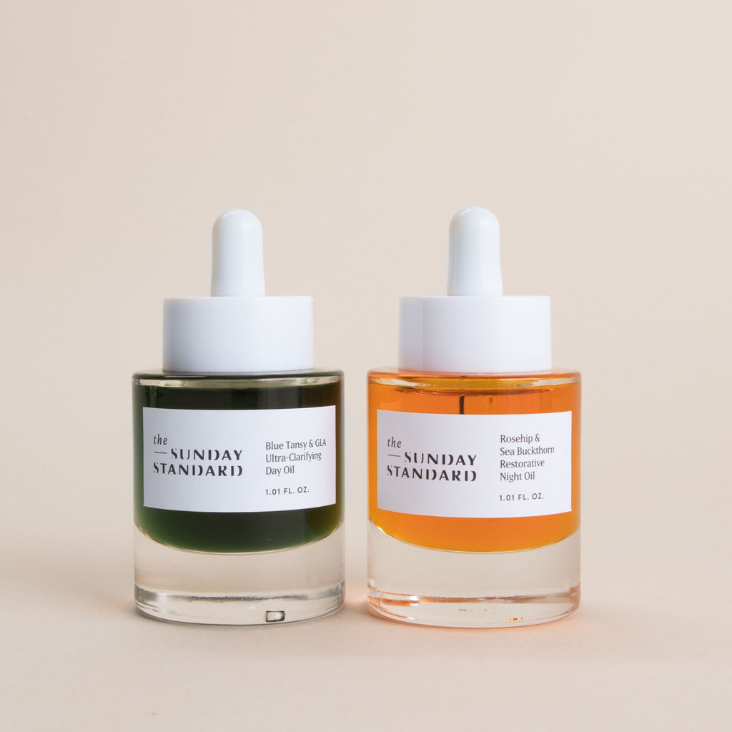 Full Size Facial Oil Set