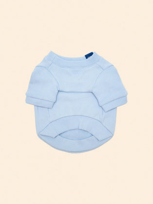 The Lucky Baby Blue Sweatshirt
