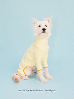 Rubber Ducky Fleece Onesie