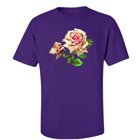 The Rose - Unisex Fruit of the Loom Midweight Cotton Tee