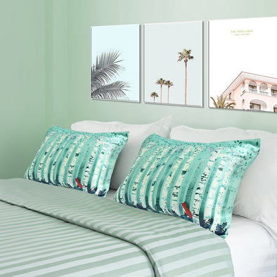 Introducing Mullberry Silk Pillowcases