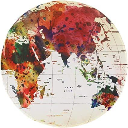 Mouse Pad - Mark Ashkenazi - World Map