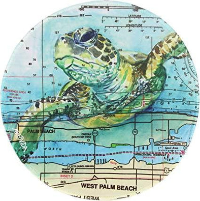 Mouse Pad - Carly Mejeur - Sea Turtle