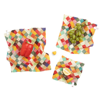 Beeswax Wraps - Danny Ivan - Pass This On (Set of 3)