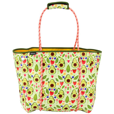 The Everything Tote  - Elisabeth Fredriksson - Happy Avocado