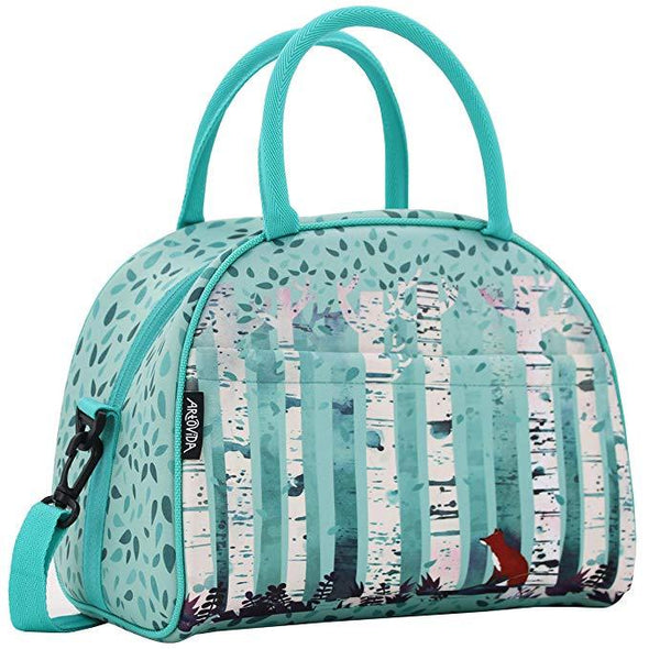 Birches - Uptown Collection Large Neoprene Lunch Tote