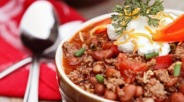 Carolyn's Texas Chili