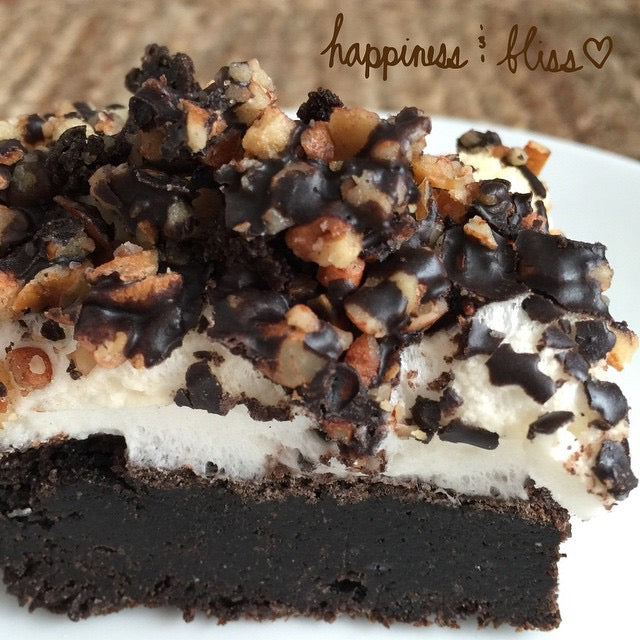 Mississippi Mud Cake - FOR LIMTED TIME